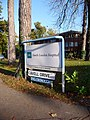 Sign at Entrance to BMI North London Hospital, Enfield - geograph.org.uk - 1761511.jpg