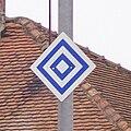 Signalni znak Stoj za vozila s podignutim strujni oduzimačem.jpg