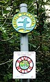 Signs by the Kelvin - geograph.org.uk - 593833.jpg