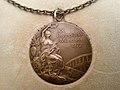 Silbermedaille Olympische Spiele Münschen 1972.jpg