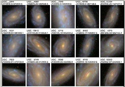 types of two spiral galaxies - photo #13