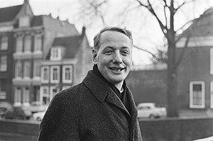 Adrianus Johannes Simonis - Simonis in 1971