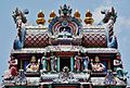 Singapore Tempel Sri Mariammam Gopuram 5.jpg