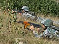 Sino-Romanian joint training Friendship Action 2009 (30).jpg
