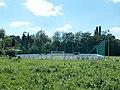 Sipos Ferenc sports complex from Orgona street, 2018 Ráckeve.jpg