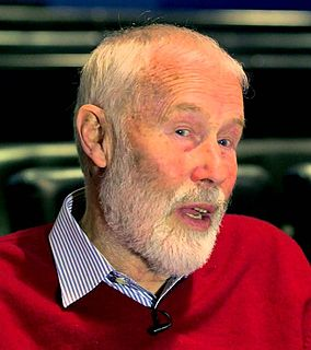 Chris Bonington British mountaineer