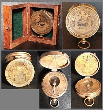 William Thomson, 1st Baron Kelvin - Kelvin Mariner's Compass
