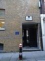 Site of the Duke of Buckingham's House - College Hill London EC4.jpg