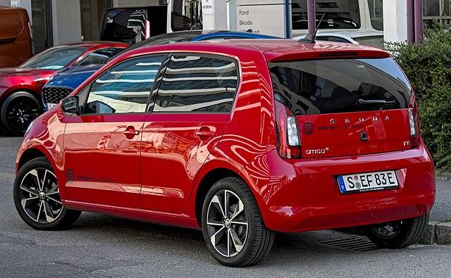 Image of Škoda Citigo-e iV