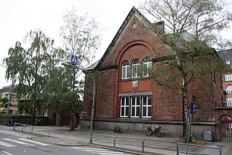 Fuglebakken, Frederiksberg - Duevej School