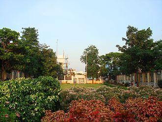 Sanathnagar - One of Sanathnagar's many municipal parks