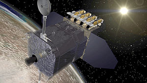 English: Solar Dynamics Observatory Satellite
