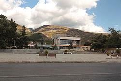 Централният площад на Сопот