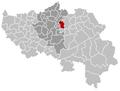 Soumagne Liège Belgium Map.png