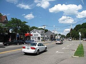 Wrentham, Massachusetts - South Street