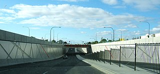 North–South Corridor, Adelaide road route in and beyond Adelaide, South Australia