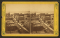 Southeast from city hall, Detroit, Michigan, from Robert N. Dennis collection of stereoscopic views.png