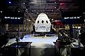 SpaceX Dragon v2 (Crew) unveiled at Hawthorne facility (16581815487).jpg