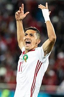 Fayçal Fajr Moroccan association football player