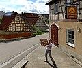 Spaziergang durch das wunderschöne Dorf Finsterlohr. 13.jpg