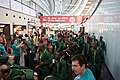 Special Olympics World Winter Games 2017 arrivals Vienna - South Africa 01.jpg