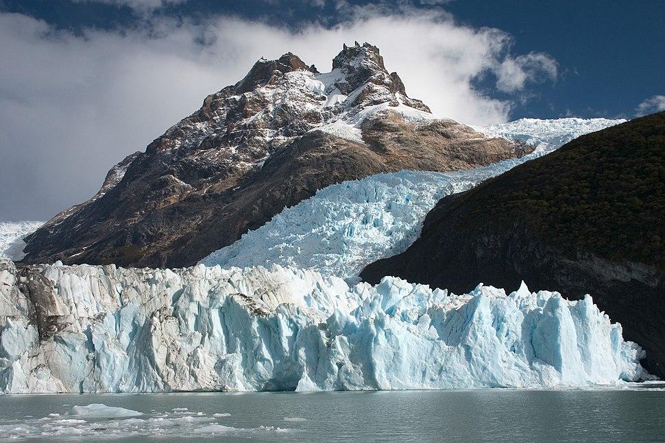 Spegazzini Glacier Parque Nacional Los Glaciares Patagonia Argentina Luca Galuzzi 2005