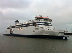 Rauma shipyard - MS Spirit of France (2012)