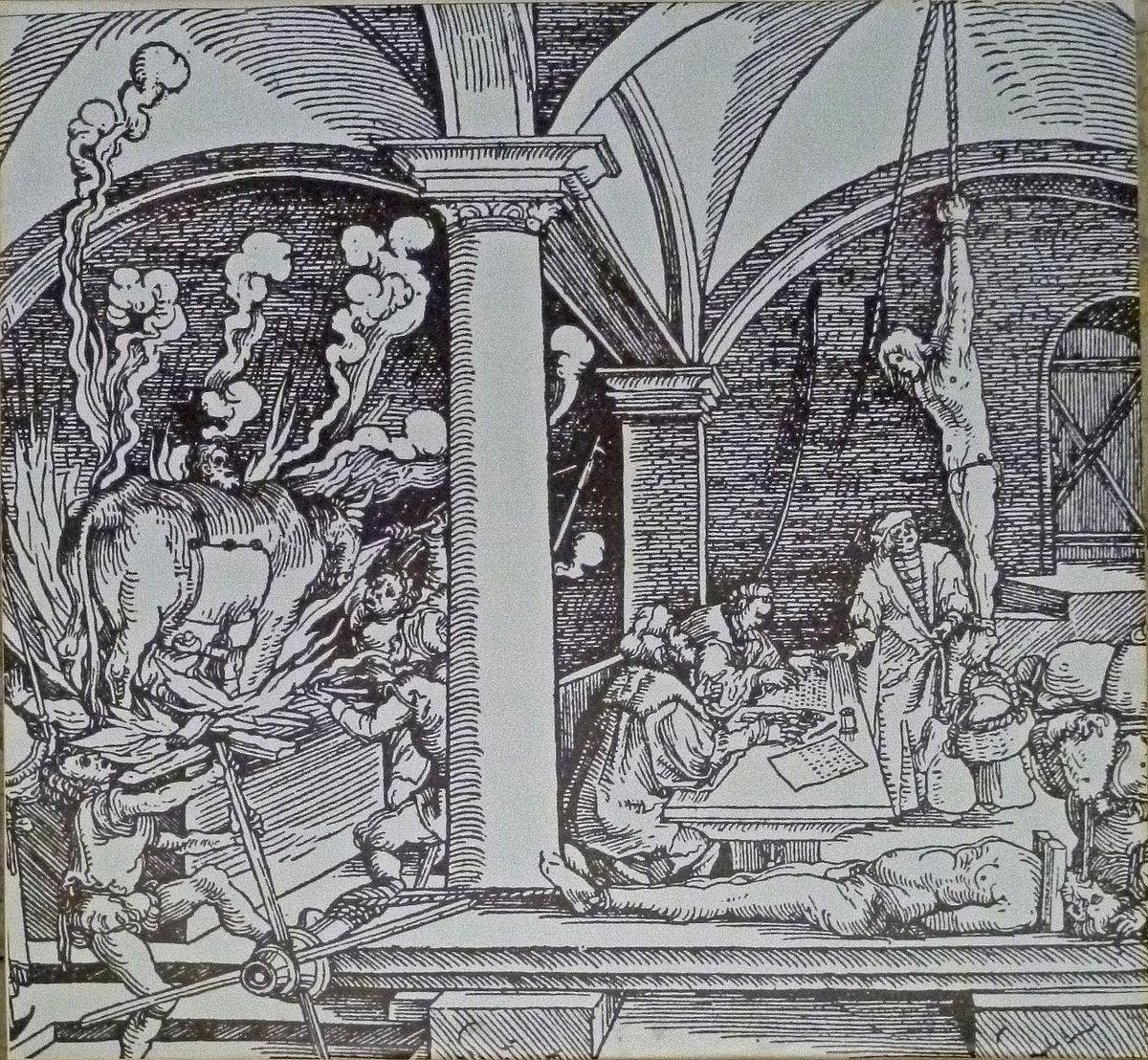 Tortura - Wikipedia, la enciclopedia libre