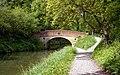 Sprat's Hatch Bridge, Basingstoke Canal - geograph.org.uk - 788792.jpg