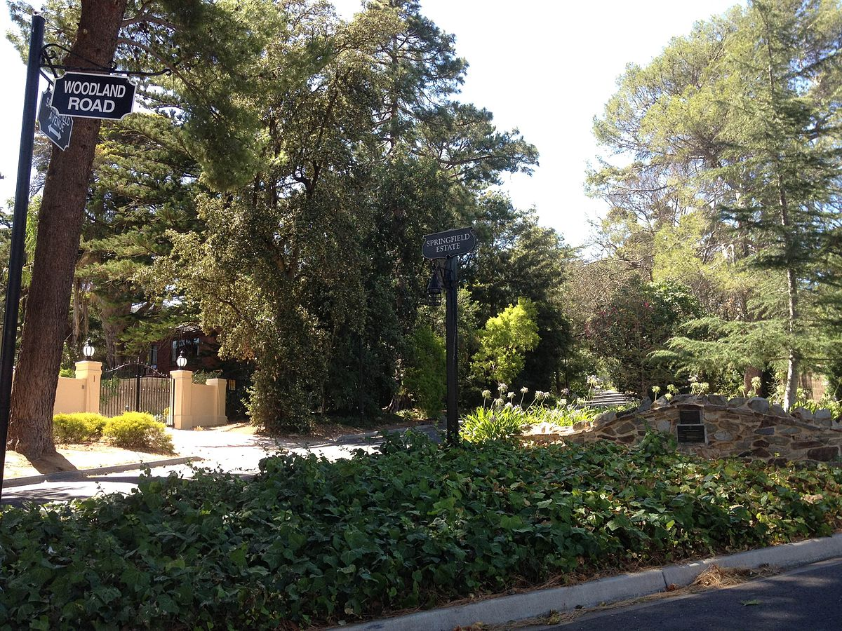 Px Springfield Estate Entrance