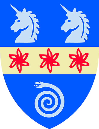 St Hilda's College, Oxford - Image: St Hildas crest cmyk 300