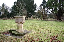St.Edith's churchyard, South Reston, Lincs. - geograph.org.uk - 108019.jpg