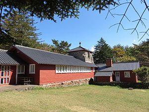 Paul Rusch - St. Andrew's Church, Kiyosato