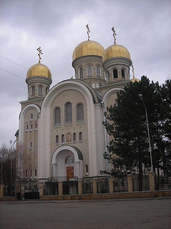 Ставропольская епархия храм святого георгия победоносца с острогорка