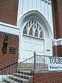 St. Pete 1st United Meth Church door01.jpg
