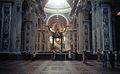 St. Peter's Basilica, Rome - panoramio (5).jpg