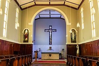 St Catherine's School, Germiston - Inside the Chapel at St Catherine's School