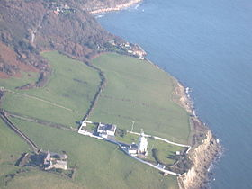 St Catherines lighthouse and Point - geograph.org.uk - 80736.jpg