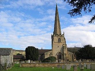 Bishop Wilton - St Edith's Church, Bishop Wilton