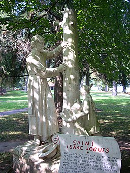 St Isaac Jogues Martyrs Shrine