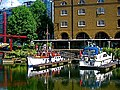 St Katherines Docks, near Tower bridge, London. - panoramio.jpg