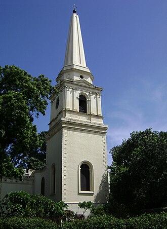 St. Mary's Church, Chennai - Image: St Mary's Church Chennai