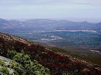 St Mary Peak - Image: St Mary Peak 3