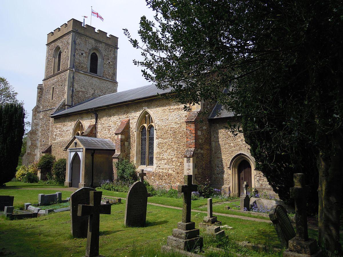 Church of St Nicholas, Norton - Wikipedia