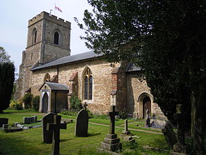 Church of St Nicholas, Norton - Church of St Nicholas, Norton