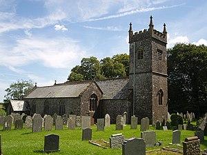 Thornbury, Devon - Thornbury parish church