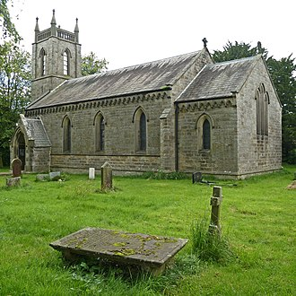 Hebden, North Yorkshire - St Peter's Church
