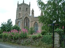 St Peter and St Paul's Priory Church Leominster - geograph.org.uk - 15896.jpg
