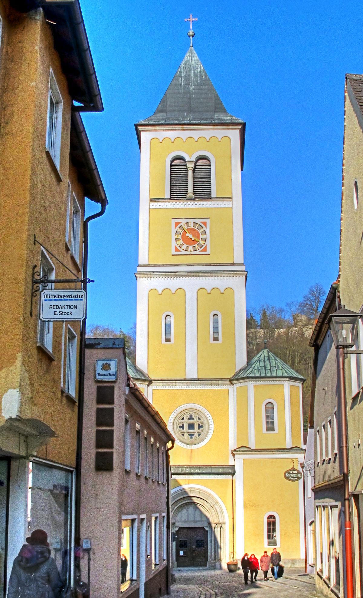 Pfarrei St Vitus Burglengenfeld