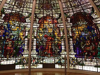 Baltic Exchange Memorial Glass